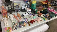 Huge Lot Of Action Figures And Toys Mostly Vintage Planet Of The Apes Star Wars