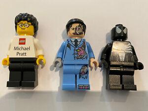 Lego Rare Minifigures Lot SDCC Comic Con *Free Post*