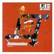 RAIMUNDOS - MTV AO VIVO, VOL. 1 NEW CD