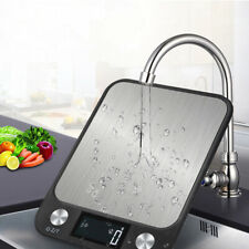 Digital Kitchen Scales 10kg Food Weight Electronic LCD Display Balance ScaleWTM