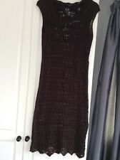 DOROTHY PERKINS Plus Size 22 Crochet Dress Cover Up BeachBNWT Perfect  CONDITION
