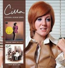 Cilla Black - Surround Yourself with Cilla/It Makes Me Feel Good - New 2CD