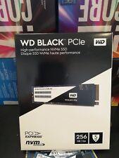 SSD WD Western Digital 256GB NVME M.2 PCI Express Gen3 x4 WDS256G1X0C,BLACK