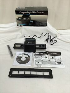 Maplin Gadgets - Compact Digital Film Scanner Boxed & Instructions