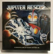 JUPITER RESCUE Board Game (2014, Twilight Creations) NEW FACTORY-SEALED