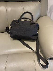 Kipling Black Hand And Crossbody Shoulder Bag
