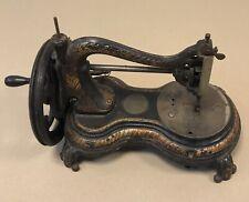 Jones Hand Sewing Machine