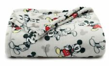 Disney MICKEY MOUSE Holiday THROW 60x72 The Big One Christmas BLANKET