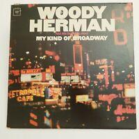 Woody Herman – My Kind Of Broadway (Columbia CL 2357) 1964 LP Jazz Vinyl