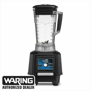 Waring TBB175P6 Torq 2.0 2HP Blender Touchpad and Dial 64 oz 120V Full Warranty