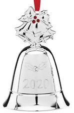 Lenox 2020 Annual Musical Bell Ornament, New In Box