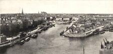 LOIRE- ATLANTIQUE. Nantes. Vue Générale, prise du pont Transbordeur 1900 print