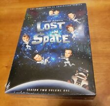 Lost in Space: Season 2, Volume 1 (DVD, 2009, 4-Disc Set) classic tv show NEW