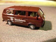 1/87 Wiking VW t3 furgoneta estrella del norte seguros marrón 292 5