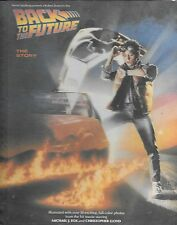 Back to the Future: The Story Weekly Reader Book HC 1985
