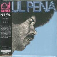 PAUL PENA-S/T-IMPORT MINI LP CD WITH JAPAN OBI Ltd/Ed G09