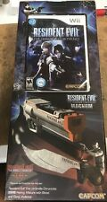 Resident Evil: The Darkside Chronicles Magnum + Knife controller Nintendo Wii