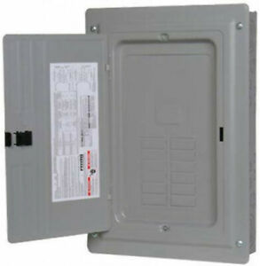 Murray LC1224L1125 Load Center, 12 Space, 24 Circuit, 125A, Main Lug
