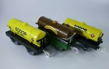 Tankers Lot Thomas Friends Trackmaster For Motorized Trains Tanks Chocolate Fuel
