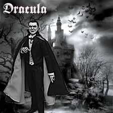 """1/6 Dracula Diorama 15""""x15"""" - Ideal for 12"""" Sideshow Universal Monster Figures"""
