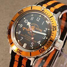 Vostok Amphibia Scuba Dude Custom Russian Auto Dive Watch, New, Boxed,UK Seller