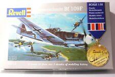 Revell 00012  Flugzeug Messerschmitt Bf 109F  Bausatz 1:32   OVP
