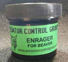 ENRAGER BEAVER LURE PREDATOR CONTROL GROUP CLINT LOCKLEAR BEAVER LURE TRAPPING