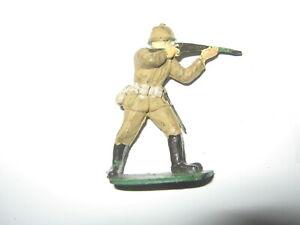 Airfix 1 German soldier copy 1/32 excellent painted cond