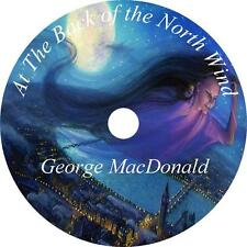At the Back of the North Wind, George MacDonald Chidrens Audiobook on 1 MP3 CD