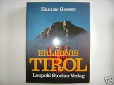 HANNES GASSER ERLEBNIS TIROL STOCKER VERLAG