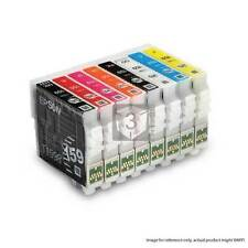 8 x BRAND NEW SEALED GENUINE EPSON 159 T159 INK CARTRIDGES FOR PHOTO R2000