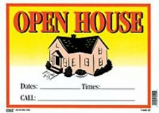 Hillman  Open House with Fill In for Date Time and Phone Number (X9755*K)
