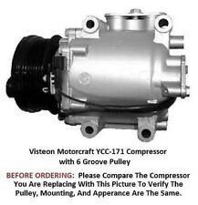 Ford Freestyle Five Hundred Montego OEM Visteon YCC-171 AC Compressor 6 Groove