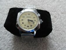 Russian Pakema Vintage Wind Up Men's Braille Watch for Blind