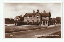 Inter-War (1918-39) Collectable Roxburghshire Postcards
