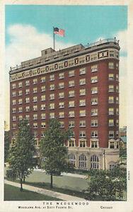 THE WEDGEWOOD HOTEL Chicago Ilinois