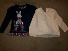 Girls Long Sleeved Tops Age 3-4
