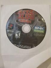 Metal Slug Anthology (Sony PlayStation 2, 2007)TESTED