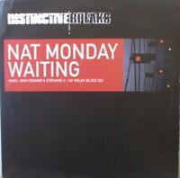 "NAT MONDAY - Waiting ~ 12"" Single PS"