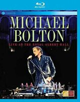 Michael Bolton: Live At The Royal Albert Hall [Blu-ray] [Region A B C] [DVD]