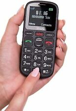Ttfone Comet Big Button O2 Pay As You Go UK SIM-Free Emergency Mobile Phone
