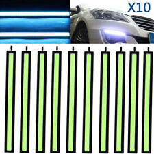 "10x Ice Blue 6.7"" LED COB Daytime Running Lights Car Auto DRL Fog Driving Lamp"