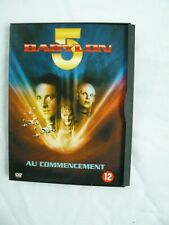 BABYLON 5 AU COMMENCEMENT  AT THE BEGINNING