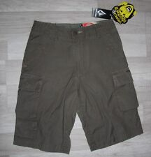 VOLCOM Short Youth  Forrest Scout  Cargo -   Marron  - 12 ans  neuf
