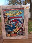 Marvel Comics Spiderman vs Hammerhead #130 Cover Canvas mounted on a Frame