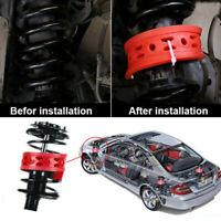 2Pcs/Set C-Type Car Shock Absorber Suspension Cushion Buffer Spring Bumper