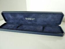 Long type excellent condition Tissot Swiss men's watch box