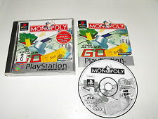 Monopoly Great Condition Pictured Disc For PS1
