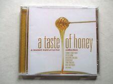 CD A taste of honey a sweet instrumental  /U9