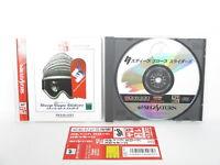 Sega Saturn STEEP SLOPE SLIDERS SC Saturn Collection with Spine * Japan Game ss